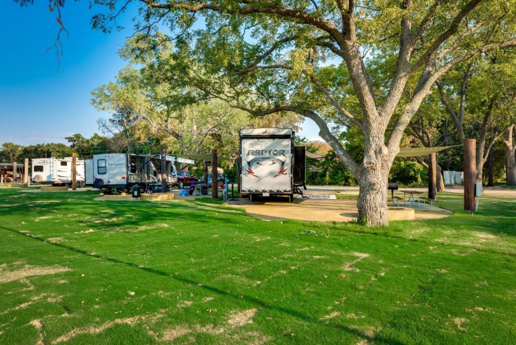 Luxury RV Sites 4