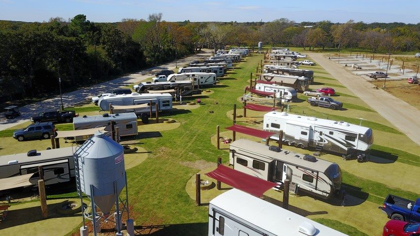 RV Camping, Red Carpet RV Camping Sites