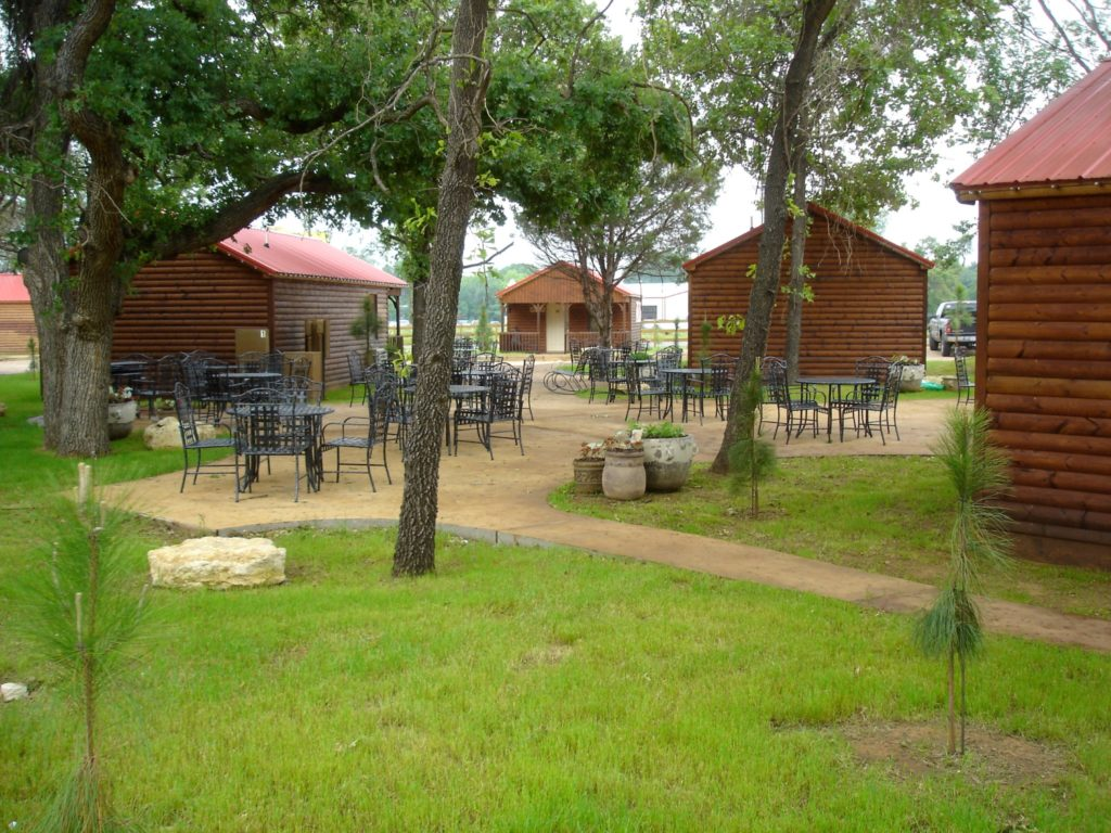 Lodging Overview North Texas Jellystone Park