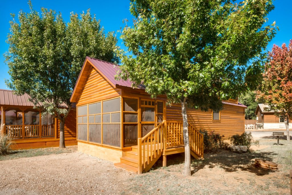 , Family Cabins (Two Bedroom)