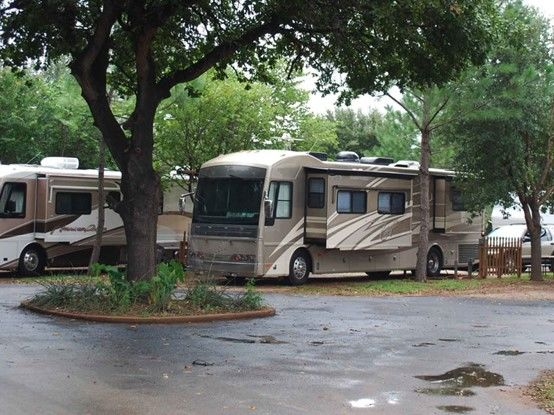 RV campgrounds in Fort Worth, TX